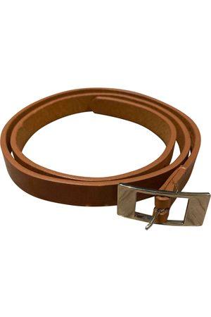 Maison Martin Margiela \N Leather Belt for Women