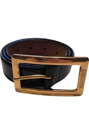 Moschino Women Belts - \N Leather Belt for Women