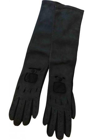 Marni Women Gloves - \N Leather Gloves for Women