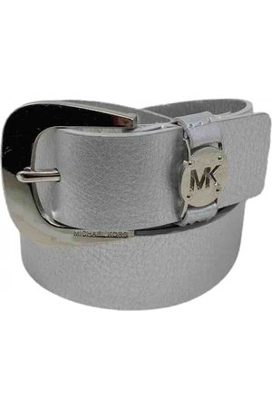 Michael Kors \N Leather Belt for Women