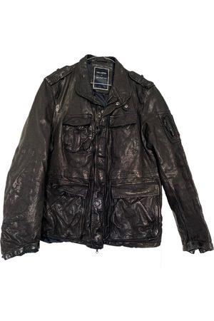 Neil Barrett Men Leather Jackets - \N Leather Jacket for Men