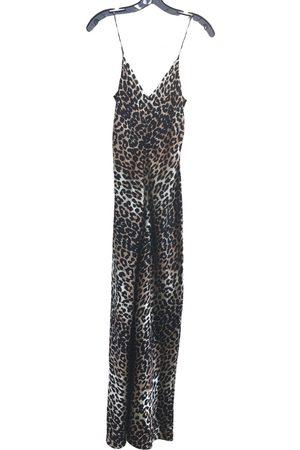 Ganni Spring Summer 2020 Silk Dress for Women