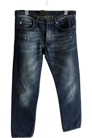 Dior Men Jeans - \N Cotton Jeans for Men