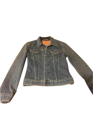 Levi's Women Denim Jackets - VINTAGE \N Denim - Jeans Jacket for Women