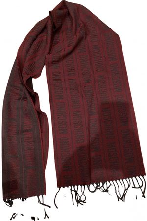 Moschino Multicolour Wool Scarves & Pocket Squares
