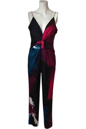 Diane von Furstenberg Women Jumpsuits - \N Silk Jumpsuit for Women