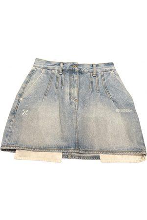 OFF-WHITE Cotton Skirts