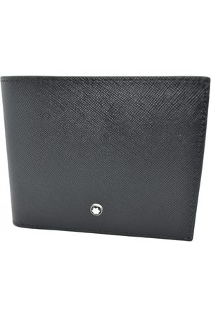 Mont Blanc \N Leather Small Bag, Wallet & cases for Men