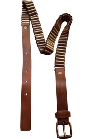Céline \N Metal Belt for Women