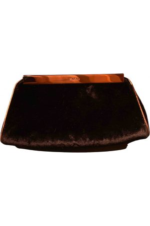 Max Mara \N Velvet Clutch Bag for Women