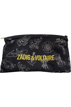 Zadig & Voltaire \N Cotton Clutch Bag for Women