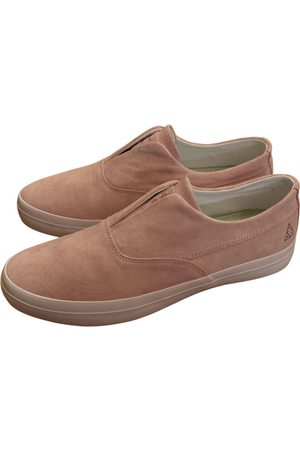 Huf \N Suede Trainers for Men