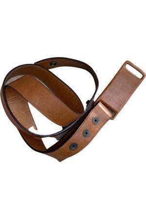 Maison Martin Margiela \N Leather Belt for Men