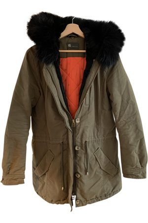 IQ berlin \N Cotton Coat for Women