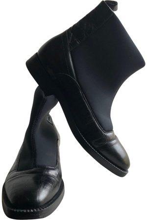 By Malene Birger Leather biker boots