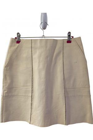 3.1 Phillip Lim \N Leather Skirt for Women