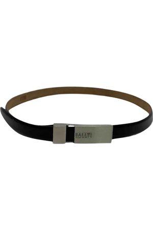 Bally \N Leather Belt for Women