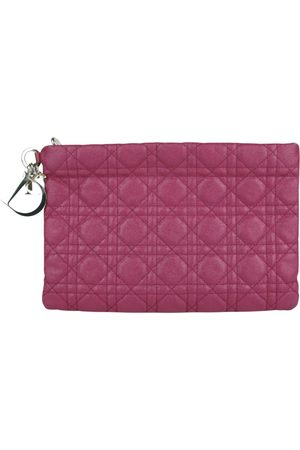 Dior \N Cotton Clutch Bag for Women