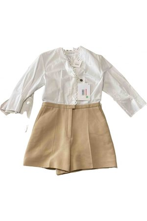 Sandro Spring Summer 2020 Cotton Jumpsuit for Women