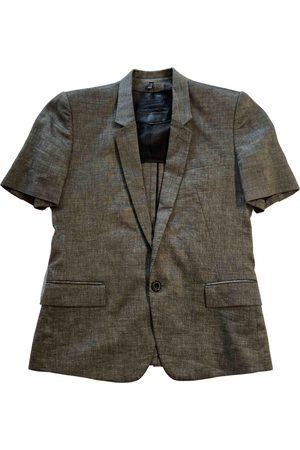 JUUN.J \N Linen Suits for Men