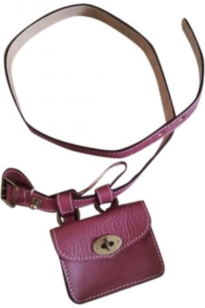 MULBERRY \N Leather Belt for Women