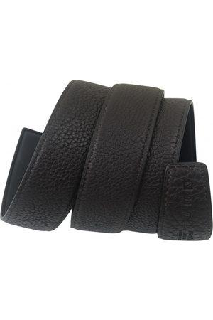Hermès H Leather Belt for Women
