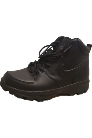 Nike Women Ankle Boots - \N Leather Ankle boots for Women