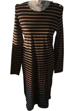 Ganni Multicolour Cotton - elasthane Dresses