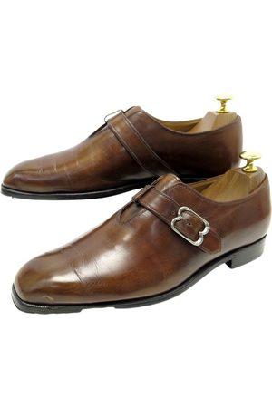 Berluti \N Leather Flats for Women