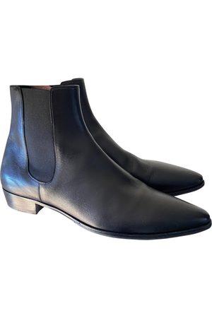 Céline Carmargue boots Leather Boots for Men