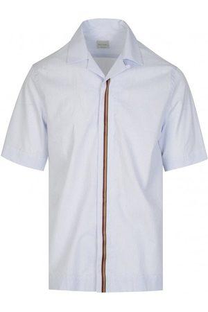 Paul Smith Short Sleeve Stripe Shirt