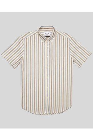 Portuguese Flannel Long Island Shirt - Blue