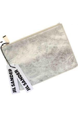 Jil Sander \N Patent leather Clutch Bag for Women