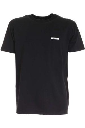 Hogan Men T-shirts - MEN'S KQMB3422300TJYB999 OTHER MATERIALS T-SHIRT