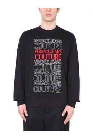 Versace Jeans Couture VERSACE JEANS MEN'S B7GWA7UT30453K42 OTHER MATERIALS SWEATSHIRT