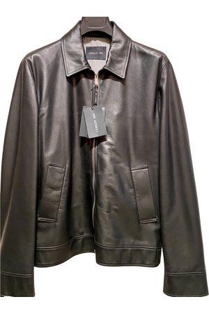 Cerruti 1881 \N Leather Jacket for Men