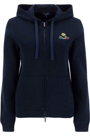 Loro Piana Women Sweatshirts - WOMEN'S FAL6662W000 COTTON SWEATSHIRT