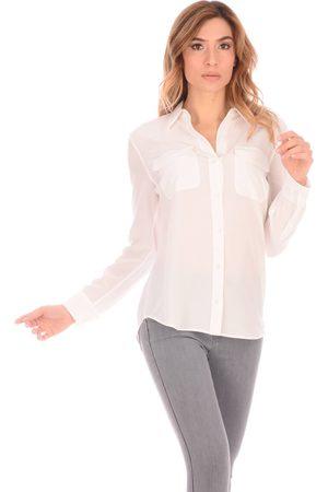 Equipment Women Long sleeves - Shirt pockets