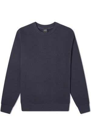 A.P.C. . Dan Sweatshirt - Dark Navy