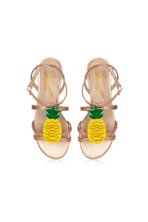 Yull Women Shoes - Herm Pineapple