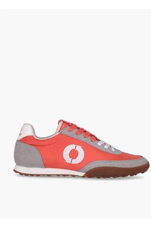 ECOALF Women Sneakers - Riera Vegan Trainers - Coral