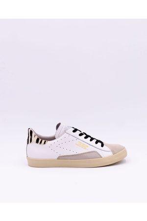 0-105 Zero Cent Cinq Women Sneakers - 0-105 Classic Zebra Low Trainer - Zebra