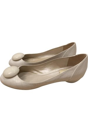 Dior Miss J'a Leather Ballet flats for Women