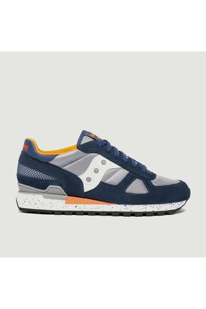 Saucony Shadow Original running sneakers grey orange