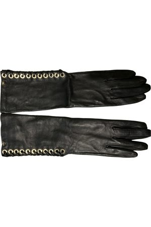 Elisabetta Franchi Women Gloves - Leather long gloves