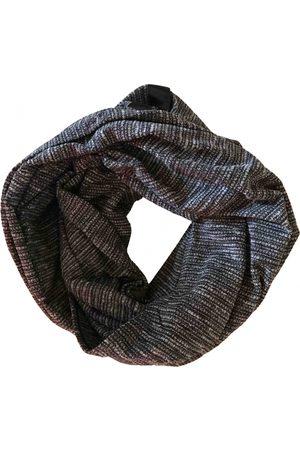 Lululemon Grey Synthetic Scarves