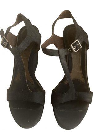 Marni Women Mules - \N Cloth Mules & Clogs for Women