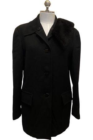 Salvatore Ferragamo Wool Coats