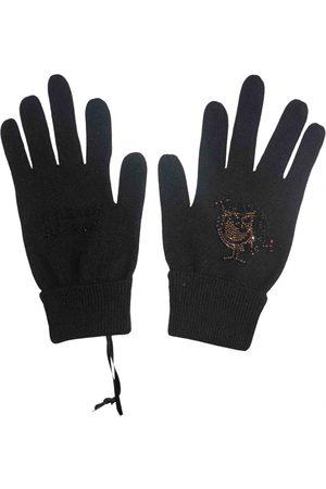 VICTORIA CASAL Wool Gloves