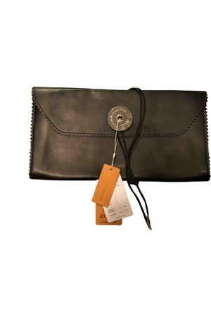 MM6 \N Leather Clutch Bag for Women